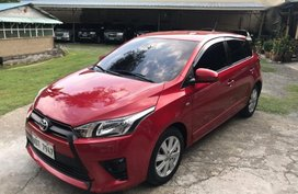 Sell 2nd Hand 2016 Toyota Yaris Automatic Gasoline at 31000 km in Marilao