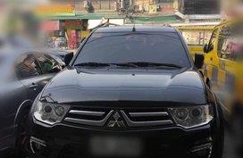 Selling 2014 Mitsubishi Montero Sports Automatic at 47000 km