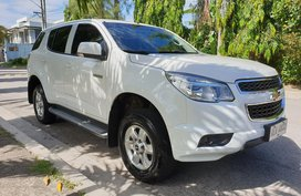 Selling Chevrolet Trailblazer 2014 Diesel Automatic at 40000 km