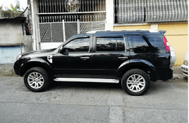 Selling 2nd Hand Ford Everest 2014 Automatic Diesel in Rizal