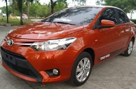 2nd Hand Toyota Vios 2018 for sale in Pampanga