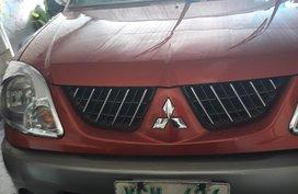 Sell Used 2005 Mitsubishi Adventure at 83000 km in Metro Manila