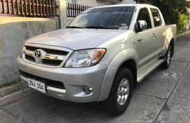 2nd Hand Toyota Hilux 2005 for sale in Cabuyao