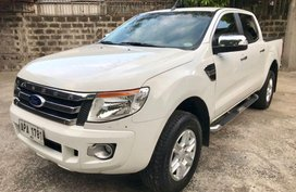 Selling 2nd Hand Ford Ranger 2014 in Parañaque