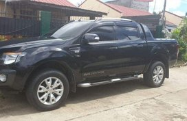 Ford Ranger 2014 Automatic Diesel for sale in Davao City