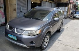 Selling 2nd Hand Mitsubishi Outlander 2007 in Caloocan