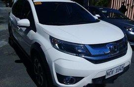 Selling White Honda BR-V 2018 in Manila