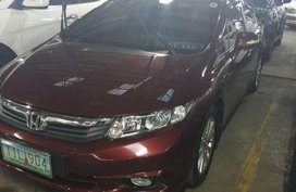 Selling Honda Civic 2012 at 60000 km in Meycauayan