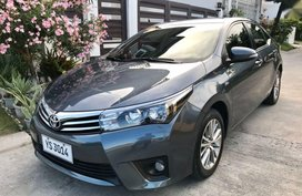 Selling 2nd Hand Toyota Camry 2016 Automatic Gasoline at 30000 km in Parañaque
