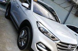 Selling Hyundai Tucson 2018 Automatic Diesel in Mandaluyong