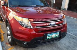 2nd Hand Ford Explorer 2013 Automatic Gasoline for sale in Marikina