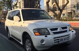 Selling Mitsubishi Montero 2004 Automatic Gasoline in Quezon City
