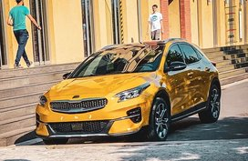 Brand-new Kia XCeed 2019: A mixture of SUV and Coupe