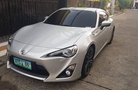 2nd Hand Toyota 86 2013 at 17000 km for sale in Pasig