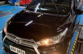 2nd Hand Toyota Yaris 2014 for sale in Manila