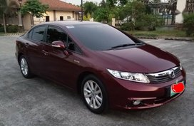 2nd Hand Honda Civic 2012 at 36000 km for sale