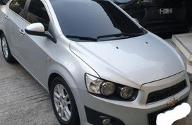 2nd Hand Chevrolet Sonic 2013 Sedan at Automatic Gasoline for sale in San Juan