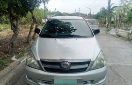 Toyota Innova 2007 Manual Gasoline for sale in Bacoor