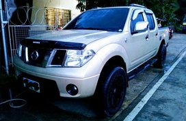 2011 Nissan Frontier for sale in Davao City