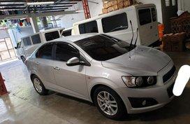 Sell 2nd Hand 2013 Chevrolet Sonic Sedan in San Juan