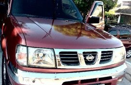 Selling 2nd Hand Nissan Frontier 2002 in Caloocan
