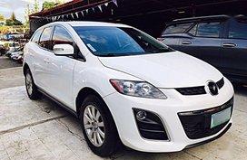 2nd Hand Mazda Cx-7 2011 Automatic Gasoline for sale in Mandaue