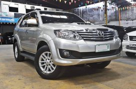Sell 2nd Hand 2014 Toyota Fortuner at 37000 km in Quezon City