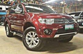 Used 2014 Mitsubishi Montero Sport for sale in Quezon City