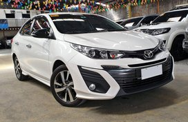 White 2018 Toyota Vios for sale in Quezon City