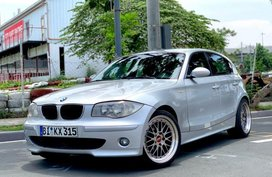 Bmw 118I 2006 Automatic Gasoline for sale in Makati