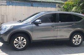 Selling Honda Cr-V 2012 at 100000 km in Quezon City