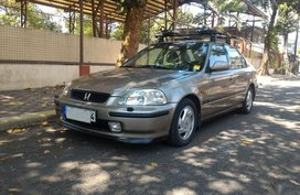 2nd Hand Honda Civic 1998 Manual Gasoline for sale in Pasig