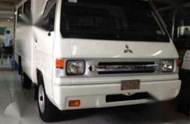 Selling 2011 Mitsubishi L300 Van for sale in Davao City