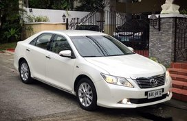 Selling Toyota Camry 2014 Automatic Gasoline in Muntinlupa