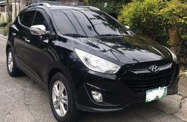 Selling 2nd Hand Hyundai Tucson 2011 in Quezon City