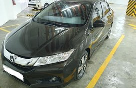 2nd Hand Honda City 2016 Automatic Gasoline for sale in Mandaluyong