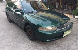 Sell 2nd Hand 2001 Mitsubishi Lancer Manual Gasoline at 90000 km in Cebu City