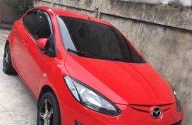 2nd Hand Mazda 2 2014 Hatchback at Manual Gasoline for sale in Quezon City