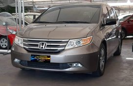 Selling 2nd Hand Honda Odyssey 2012 at 30000 km in Makati