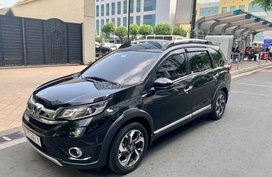 Selling Honda BR-V 2018 Automatic Gasoline in Taguig