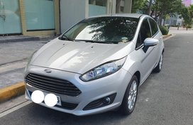 Selling 2nd Hand Ford Fiesta 2014 Automatic Gasoline at 80000 km in Manila