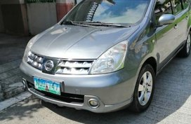Sell 2nd Hand 2010 Nissan Grand Livina Automatic Gasoline at 20000 km in Quezon City