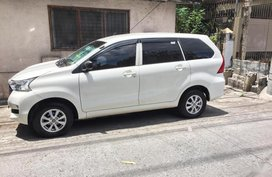 2nd Hand Toyota Avanza 2016 Manual Gasoline for sale in Pasig