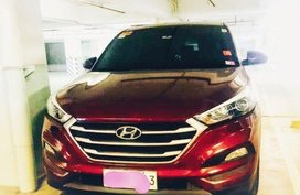 Hyundai Tucson 2017 Automatic Diesel for sale in Quezon City