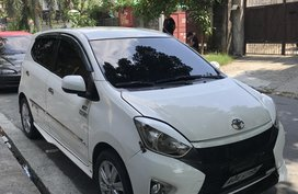 Sell Used 2015 Toyota Wigo in Quezon City