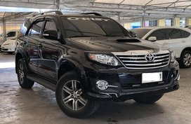 2015 Toyota Fortuner Automatic Diesel for sale in Quezon City