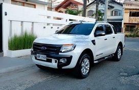 White 2015 Ford Ranger at 27000 km for sale