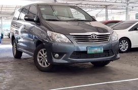 Sell 2nd Hand 2010 Toyota Innova at 89000 km in Quezon City