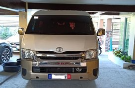 Selling Used 2016 Toyota Hiace at 40000 km in Bulacan