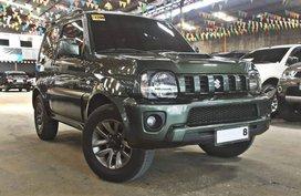 Green 2017 Suzuki Jimny Automatic Gasoline for sale in Quezon City